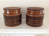 Vintage storage containers from £6