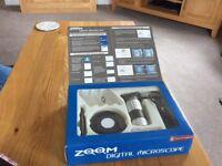 Stanley gibbons zoom digital microscope.