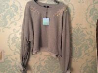 x2 Missguided jumpers