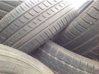 225/55/16 / second hand tyres/ from £15 / 215/65/16/ from £15..