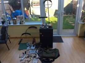 Complete Falconry equipment