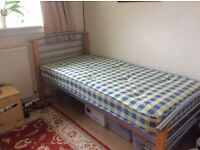 Single bed, as new