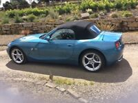 2003 BMW Z4 2.5 automatic only 23000 genuine miles not Porsche Boxster