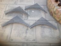 Galvanised Arch Formers