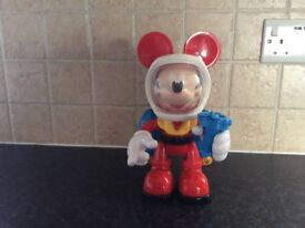 Disney Mickey Mouse Astronaut