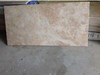 Tiles - large wall tiles stone colour