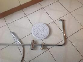 Aqualisa bar shower unit