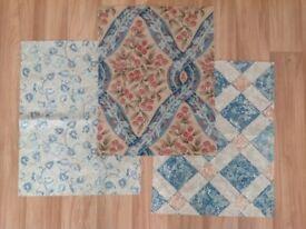 New Unused Vintage Fabric 15 x fat quarters approx. Patchwork Crafting Sewing Scrapbooking