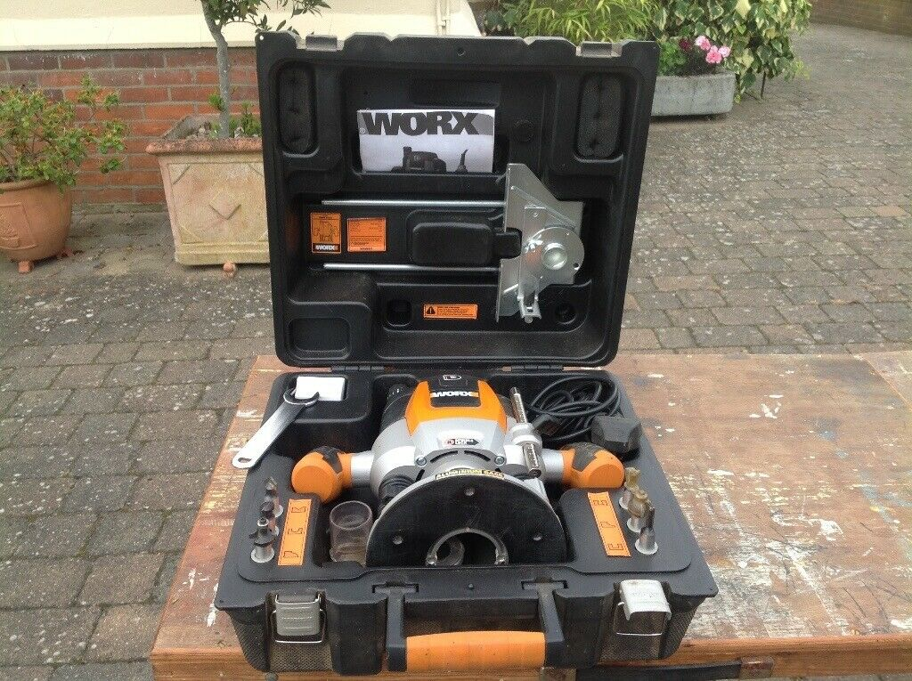 For sale Worx plunge router | in Halstead, Essex | Gumtree