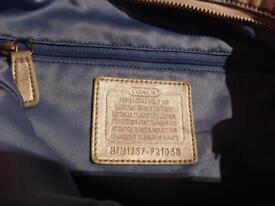 Coach original handbag