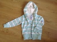 Cozy Hooded Top by Lazy Jacks Age 5-6 Years