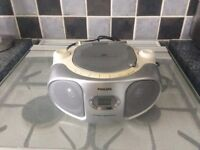 Philips portable CD/Radio