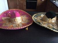 Mexican sombreros (2)