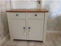 Lovely Annie Sloan shabby chic painted sideboard