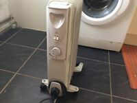 CHEAP £20! Brilliant and practical Oil Radiator 1.5k.