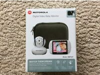 Motorola baby video monitor rrp £160