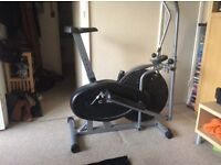 Confidence 2-in-1 Elliptical Cross Trainer and Bike