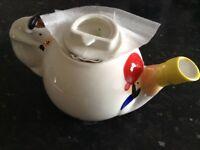 Cravendale Collectibles (Unused) Teapot & 2 Bowls