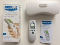 Medicare infra-red non-contact body thermometer