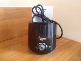 Tommee Tippee electric bottle warmer NEW