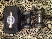 Nice set of Streetgliders - used but works perfectly - comes with genuine case