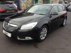 Vauxhall Insignia 2.0 CDTi 16v SRi 5dr1 COMPANY OWNER FROM NEW! 2011 (11 reg), Estate