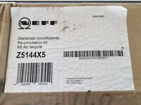 Neff Z5144X5 Re-circulation kit