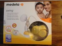 Medela Swing Breast Pump (used but in great condition)