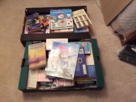 Books assorted mix