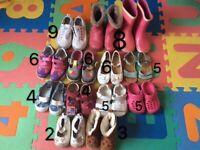 Girl's shoes bundle