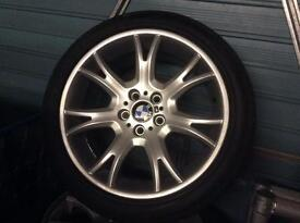 BMW Wheels & Tyres to fit X3