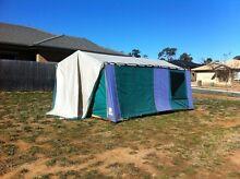 Canvas tent - Seabreeze Franklin Gungahlin Area Preview