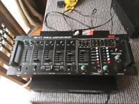 KAM GM-X7 Digital Sampling Mixer