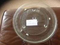 Microwave plate and ring