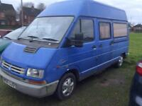Renault traffic ( ideal ) camper conversion.