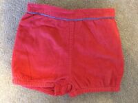 Girl's Shorts - Baby Boden - 18 to 24 months
