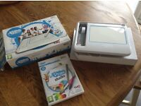 WII Drawing Tablet and Studio Disc