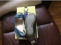 Fly of London New Wedge Sandals Size 6
