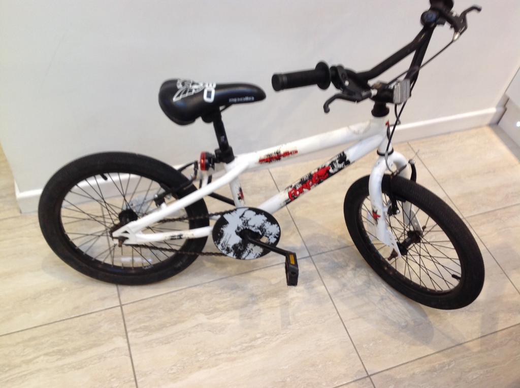 "Child's 18"" wheel bike"