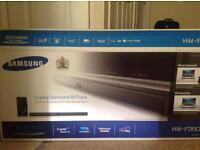 "Samsung 40"" Soundbar with 3D Sound plus"