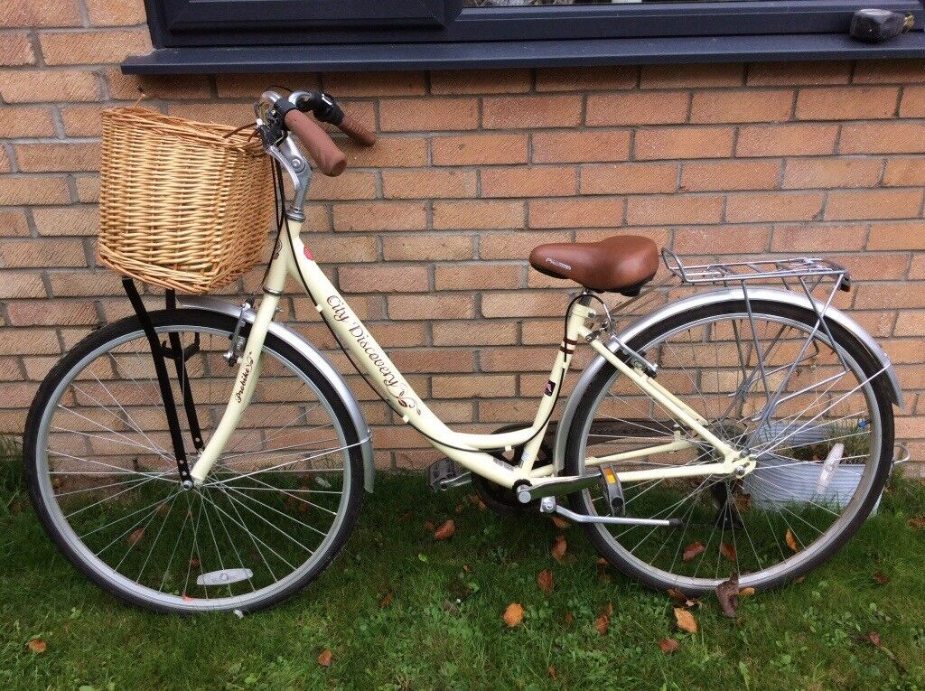 Ladies City Discovery Bike