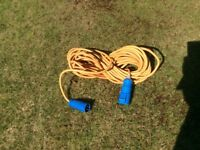 Mains Hook Up Electric Cable