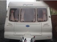 Caravan Bailey Pageant 2002 2 Berth SOLD