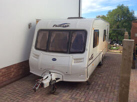 Bailey Padgent Series 5 6 Birth caravan for sale.