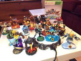 Xbox360 sky landers swap force 19 figures