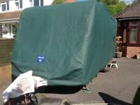 Pro-Tec Fitted Caravan Cover