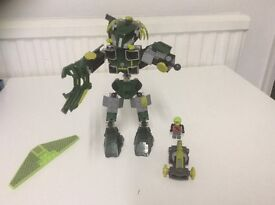 Mega Bloks transformers