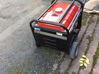 LONCIN LC6500D AS Generator Petrol