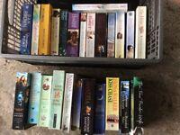Softback novel books