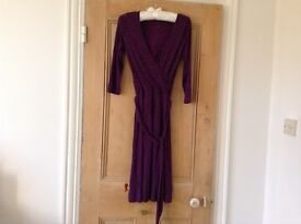 Beautiful Pure Collection wrap dress
